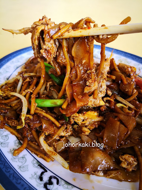 Hill-Street-Fried-Kway-Teow-Chinatown-禧街炒粿条