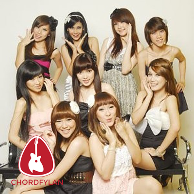 Lirik dan chord Beautiful - Cherrybelle