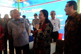 Menko PMK dan Gubernur Sumsel Kunjungi Puskesmas Kampus