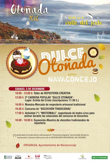 Dulce Otoñada en Navaconcejo (3 de diciembre)