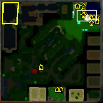 lokasi god armor defend konoha