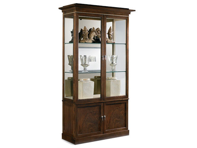 small china cabinet for family room
