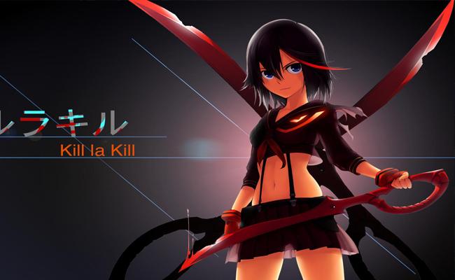 Kill la Kill Wallpapers hd Anime imágenes fondos pantalla escritorio Backgrounds