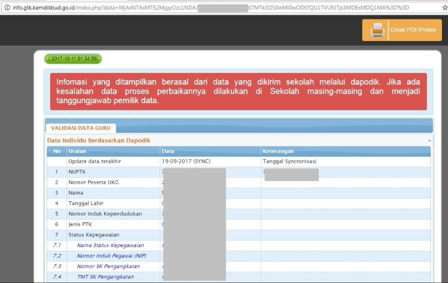 Website Pendidikan