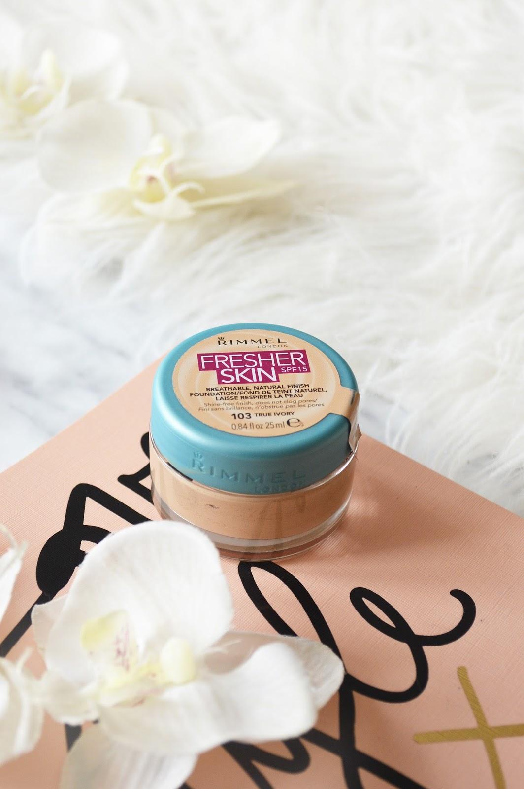 Rimmel Cosmetics Podklad Fresher Skin 100