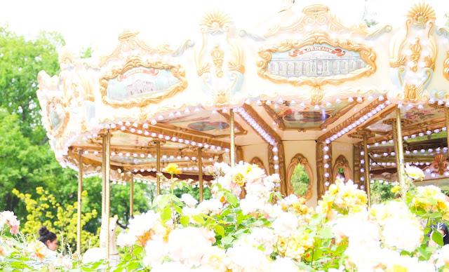 Jardin public l'Orangerai