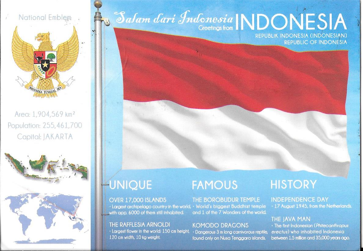 the republic of indonesia essay The constitution of the republic of indonesia is usually referred to as the 1945 constitution this is partly because the constitution was drafted and adopted in 1945 when the republic was established, and partly to distinguish it from two other constitutions which were introduced in free indonesia.