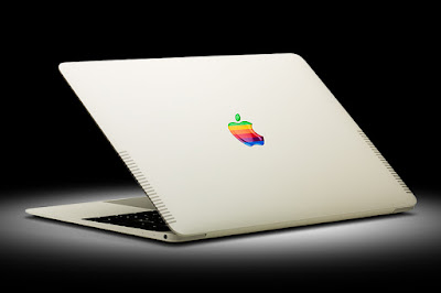 Retro MacBook Giveaway