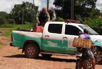 Após perseguição, Guarda Municipal de José de Freitas (PI) detém elemento e recupera moto