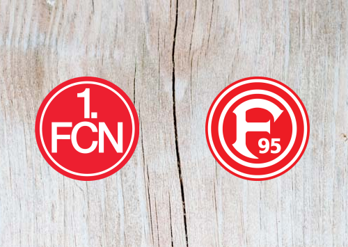 Nurnberg vs Fortuna Dusseldorf - Highlights 29 September 2018