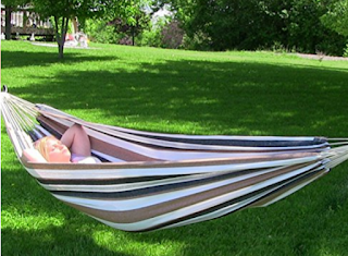 Sunnydaze Cotton Double Brazilian Hammock