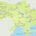 Погода на ближайшие дни: Украину ждет небольшое похолодание
