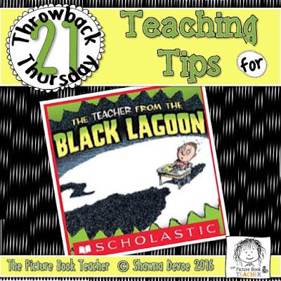 The Teacher from the Black Lagoon Teaching Tip - TBT