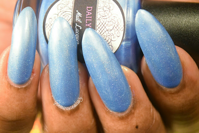 "Daily Hues Nail Lacquer ""Limited Edition #11"" Swatch"