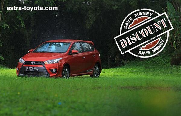 Obral Diskon Toyota Yaris