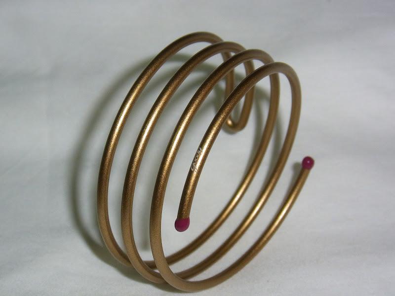My Kichay Kit Goody Goodies Bun Spiral Modern Updo