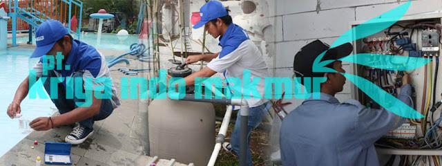 mekanikal elektrikal water park