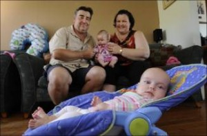 IVF Success Twins for a wonderful Family
