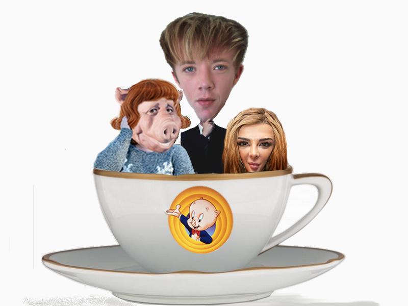 Iron Troll: The Tea On Tea? It Tastes Like #VToo