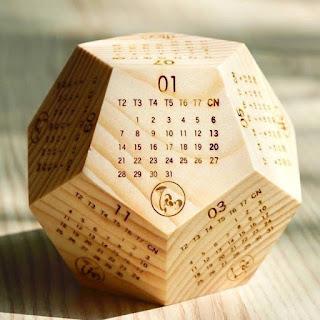 Lịch gỗ, lịch phong thủy, lịch Ligovi để bàn 2019