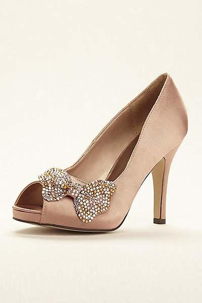 zapatos de novia para gorditas