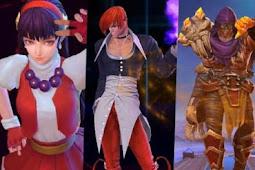 Ranking Hero Fighter 2019 Mobile Legend