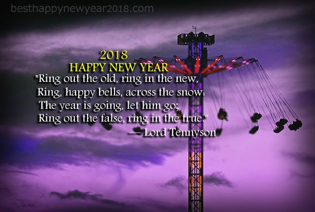 2018 New Year Quotes
