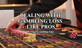 Dealing with gambling loss.