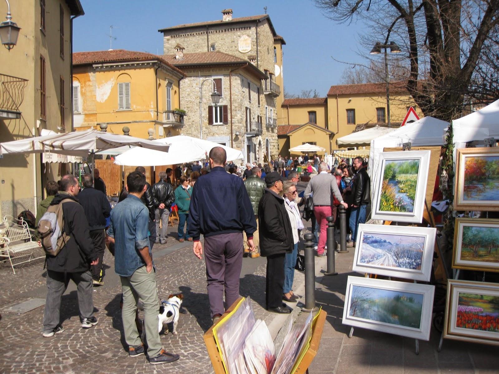 Artecarlacolombo mercatino dell 39 antico imbersago - Mercatino imbersago ...