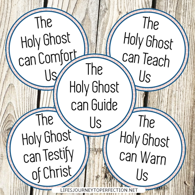 Lds The Gift Of Holy Ghost Can