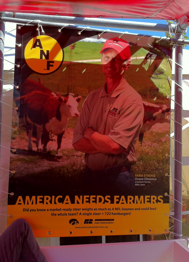 Crystal Cattle: America Needs Farmers