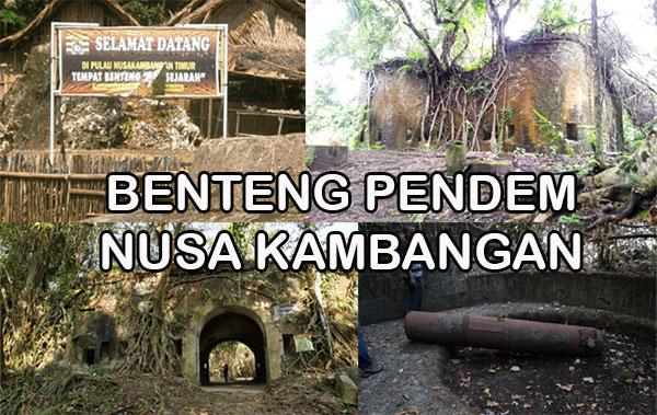 Perjalanan Ke Benteng Pendem Nusa Kambangan