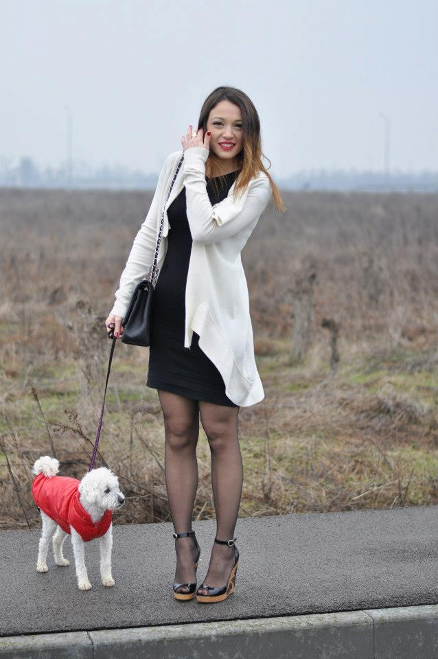 How To Wear Open Toed Shoes With Tights Fashionmylegs