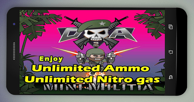 Mini Militia Mod + Hack APK Download