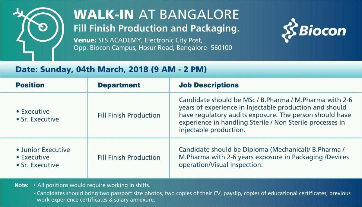 Pharma jobs india 365 Days: 2018