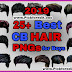 New CB Hair PNG 2020 Collection With Transparent Background Free Download
