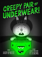 Creepy Pair of Underwear - Read Alouds for Halloween #readalouds #halloween #elementary