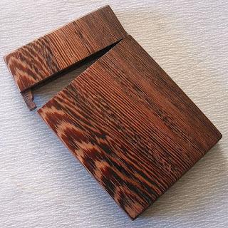 紫鉄刀木(ムラサキタガヤサン)