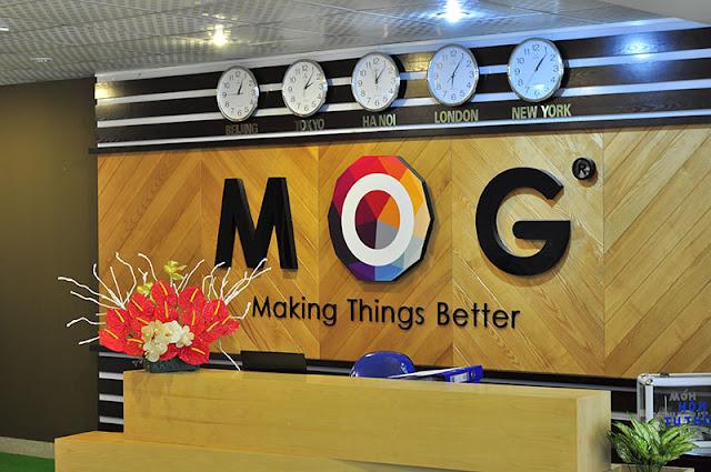 MOG Tuyển Cộng Tác Viên Nội Dung/CopyWriter 2017