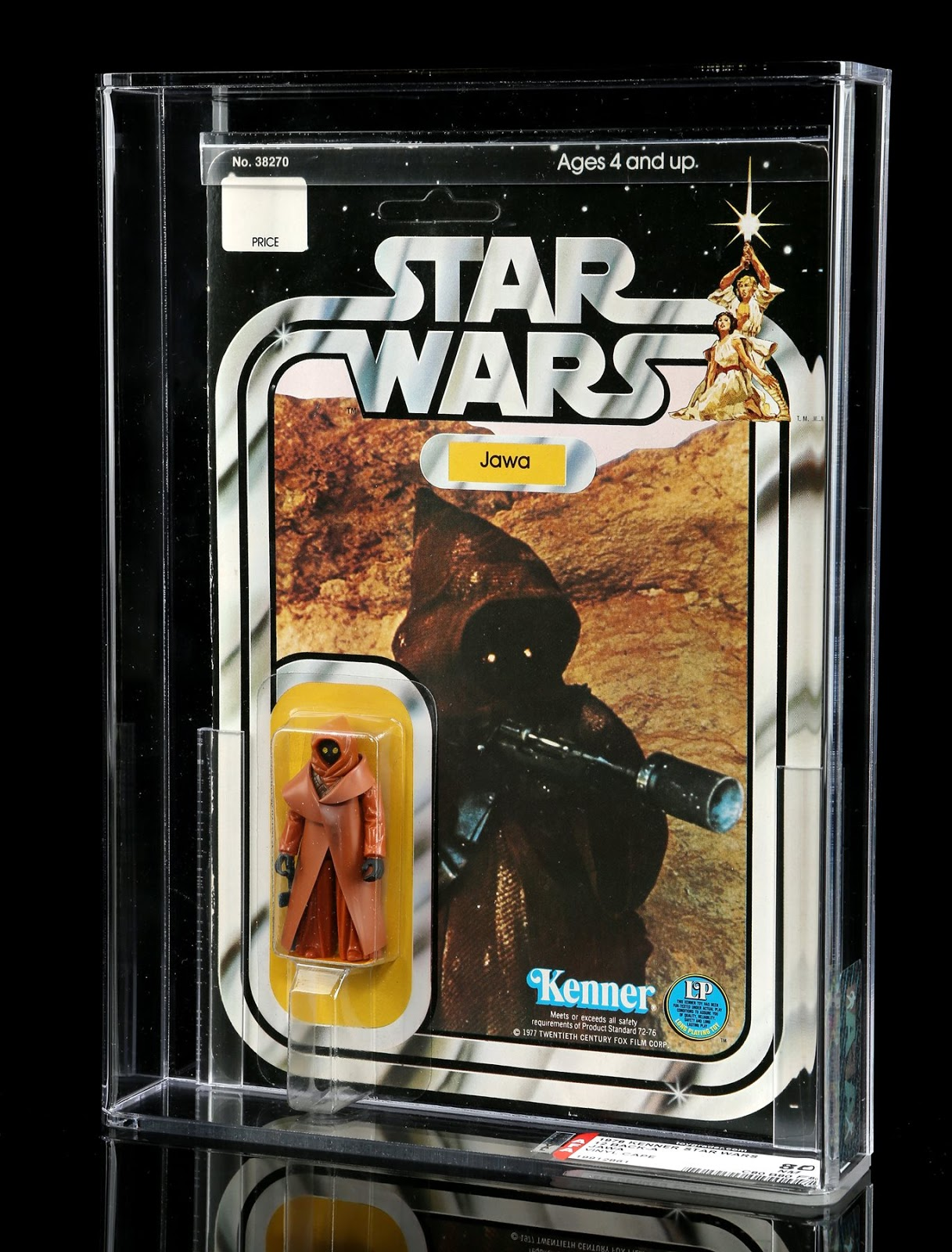 Jawa with Vinyl Cape SW12A