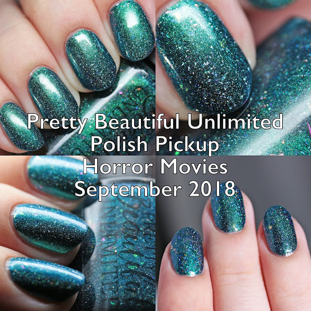 Pretty Beautiful Unlimited Polish Pickup Horror Movies September 2018