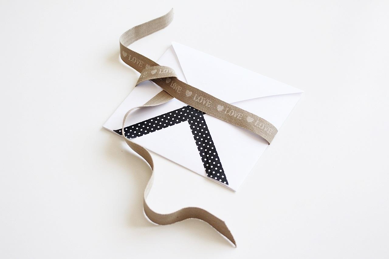 letter kirje diy