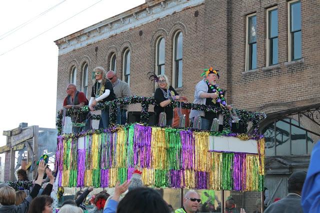 Texarkana Mardi Gras