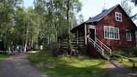 Maunulan Ulkoilumaja Helsinki