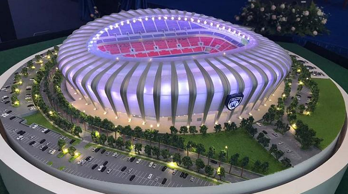 Sultan Ibrahim Larkin Stadium - Malaysia