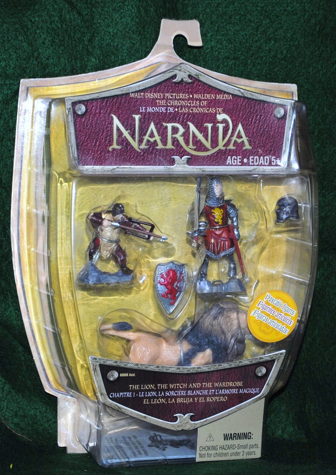 Fantasy Toy Soldiers Hasbro Disney Narnia Battle Scale