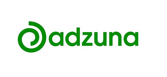 Logo firmy Adzuna