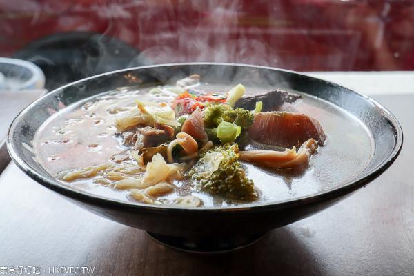 台中大里一喜堂素齋 越南素食料理,天然鮮蔬食材,大元國小對面