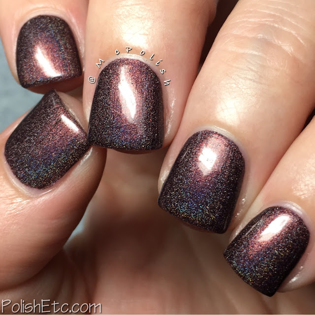 Native War Paints - The Next World Collection - McPolish - Lucille