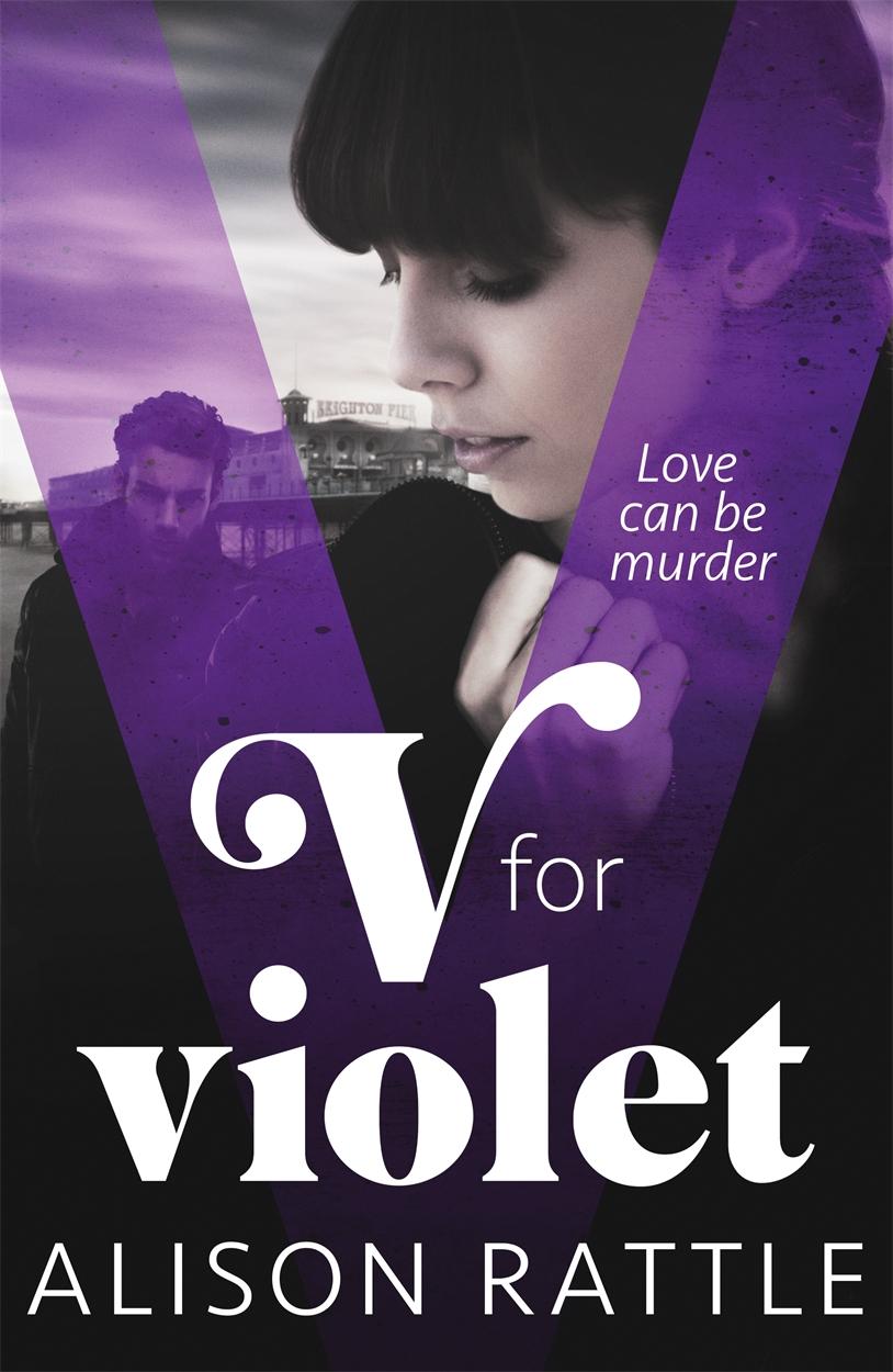 V Is For Violet Kids' Book ...